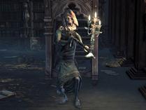 Cain's Servant №25