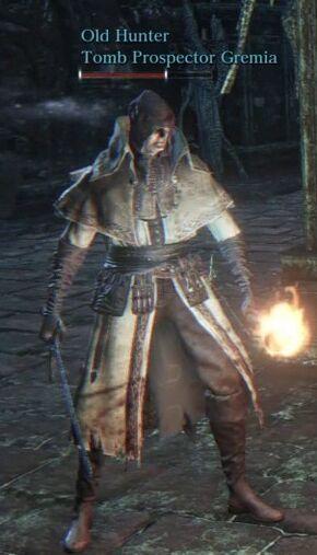 Gremia Bloodborne