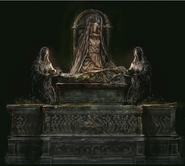 Statue Old yharnam 3