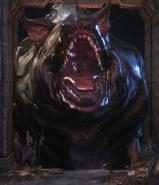 Pig Face №3