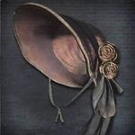 Кукольная шляпка - табл