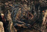 Bloodborne™ С Зверь Лорана 01