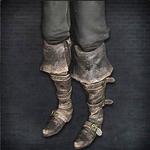 Штаны обугленного охотника - табл