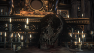 Laurence's Skull in Waking world 444