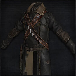 Yharnam Hunter Garb (male)