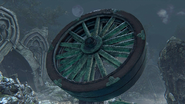 Logarius' Wheel №1