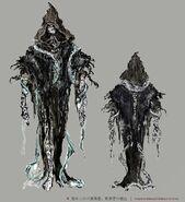 Forgotten Madman Concept Art