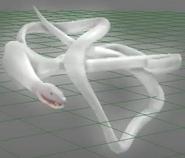 Unused White snake 5