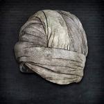 Капюшон оборванного бродяги - табл