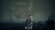 Astral Clocktower outter view Bloodborne 1