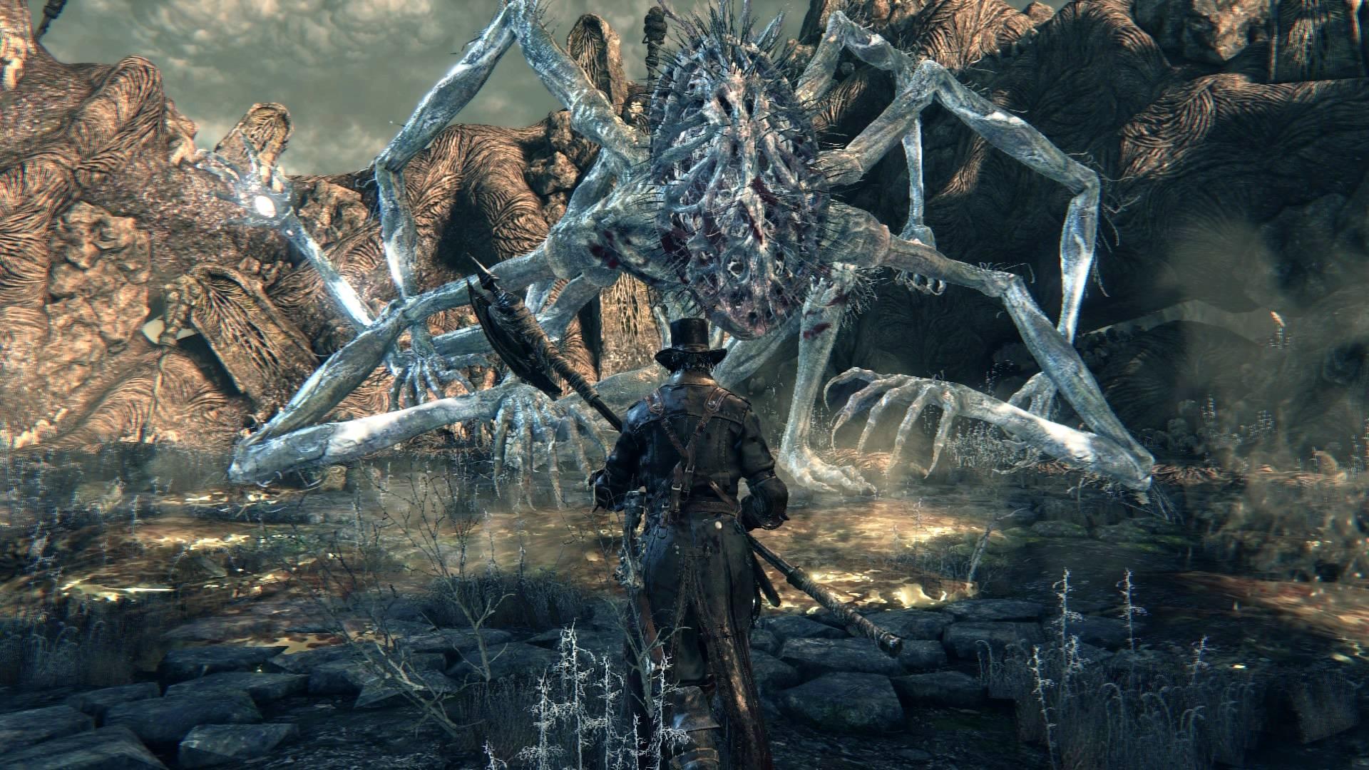 Image result for Amygdala Bloodborne