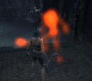 Burned Warrior (Cut Content)