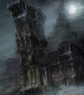 Grand Cathedral concept art 1