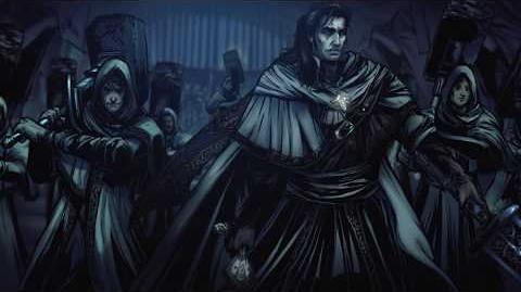 Bloodborne - Illustrated Lore- Ludwig