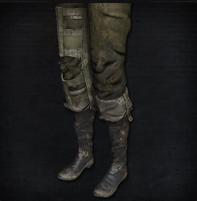 Decorative Old Hunter Trousers