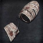 Испачканная повязка - табл