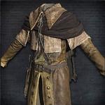 Охотничье одеяние Хенрика - табл