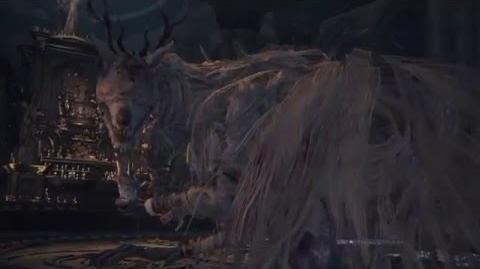 Bloodborne - Викарий Амелия NG+ 2, Ракуйо