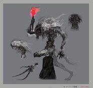 Silverbeast Concept Art
