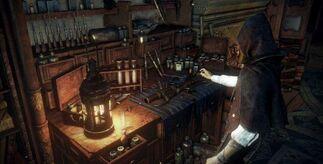 Bloodborne-Abandoned-Workshop