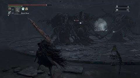 Bloodborne- MERGO'S WET NURSE in the Chalice Dungeons! (Cut Content Gameplay)