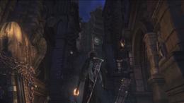Dark Alley Bloodborne 3