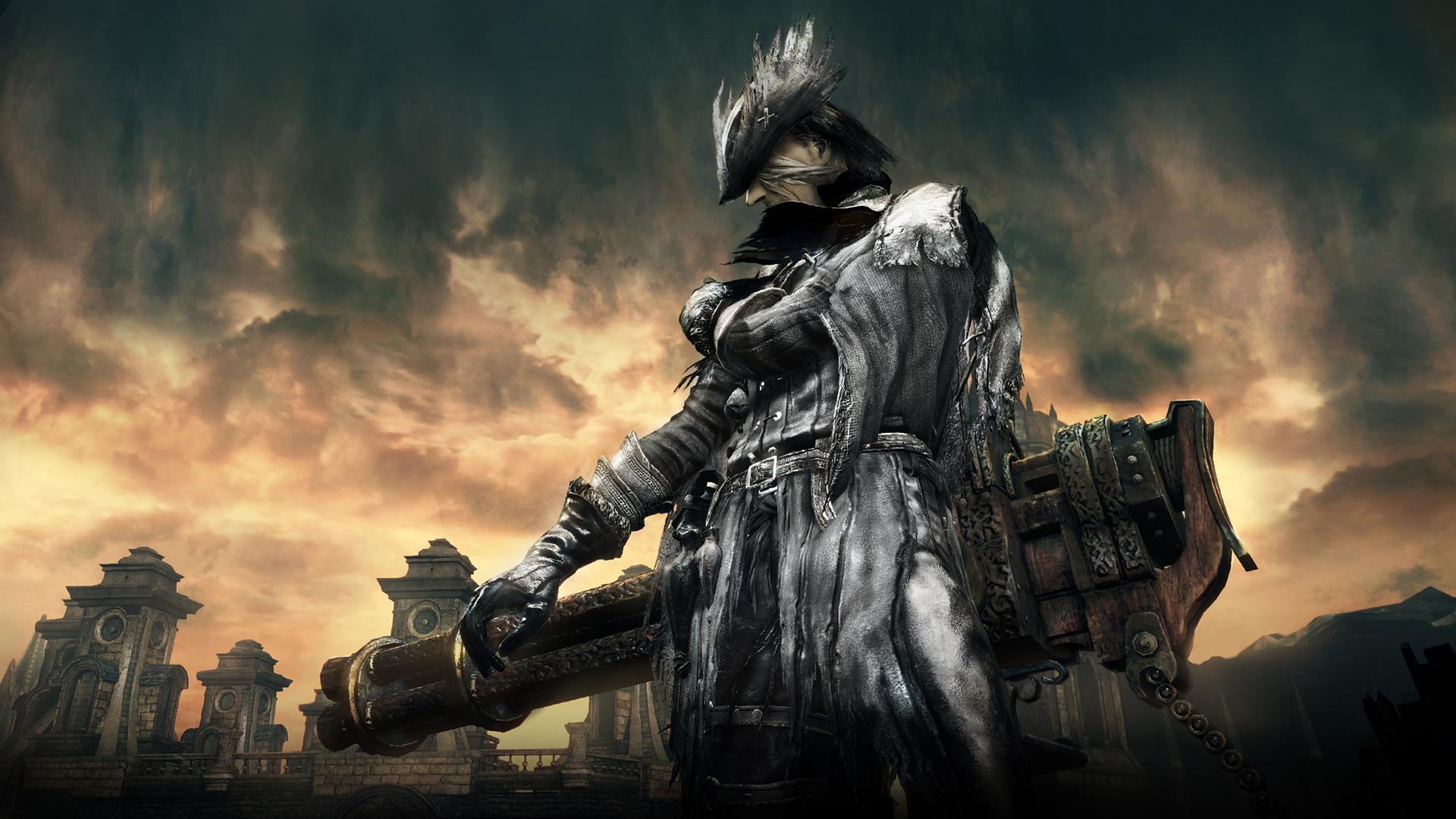 Retired Hunter Djura Bloodborne Wiki Fandom Powered By Wikia
