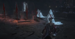 Queen Yharnam Blood Spear