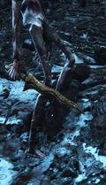 Labyrinth Watcher (dagger close-up)