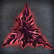 Nourishing Radial Blood Gems Abyss