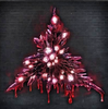 Tempering Triagle Cursed Blood Gems 6