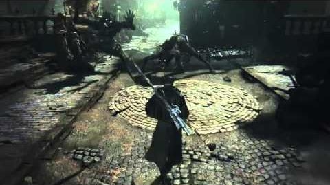 Bloodborne - Gameplay Announce Trailer - Gamescom 2014