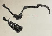 Amygdala Arm Concept Art