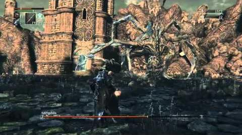 Bloodborne Boss Amygdala
