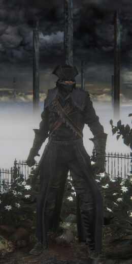 Yharnam Hunter Set (male)