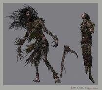 Labyrinth Madman Concept Art