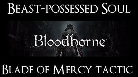 Bloodborne Beast-possessed Soul