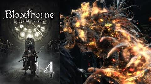Laurence The First Vicar - Bloodborne - The Old Hunters Part 14-0