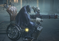 Wheelchair Huntsman №9