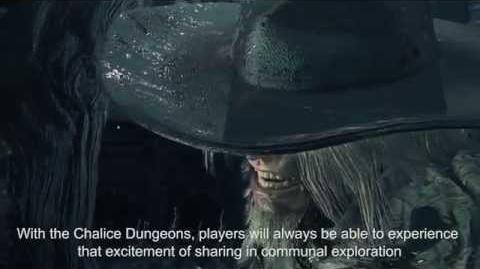 Bloodborne Chalice Dungeons explained PS4
