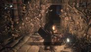 Petrified dead yharnamites