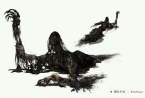 Rotted Corpse concept art