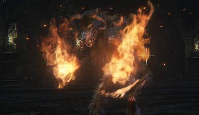 Одержимая душа создает огненные шары 1