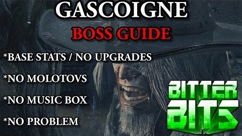 How to Kill Gascoigne with Base Stats, Base Weapon, No Molotovs, and No Music Box