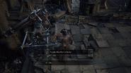 Stationary Gatlinggun Bloodborne