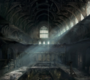 Central Yharnam Sewers