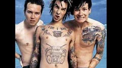 Blink 182 family reunion