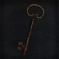 Orphanage Key-0