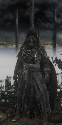 Yahar'gul Black Set (hooded)