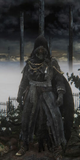 Yahar'gul Black Set (hooded)